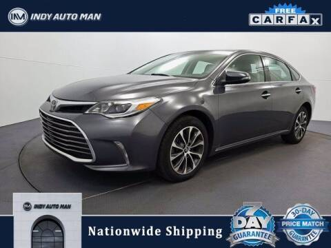 2018 Toyota Avalon for sale at INDY AUTO MAN in Indianapolis IN