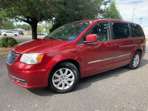 2014 Chrysler Town and Country for sale at Seaport Auto Sales in Wilmington NC