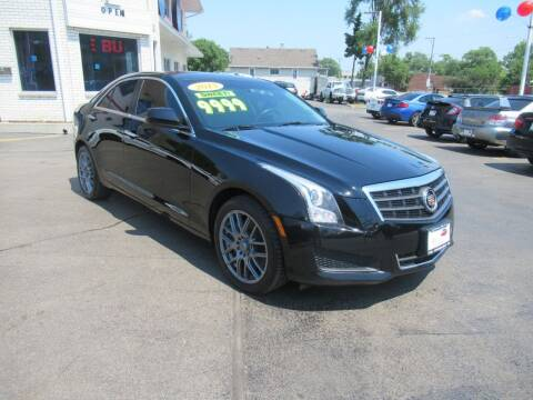 2013 Cadillac ATS for sale at Auto Land Inc in Crest Hill IL