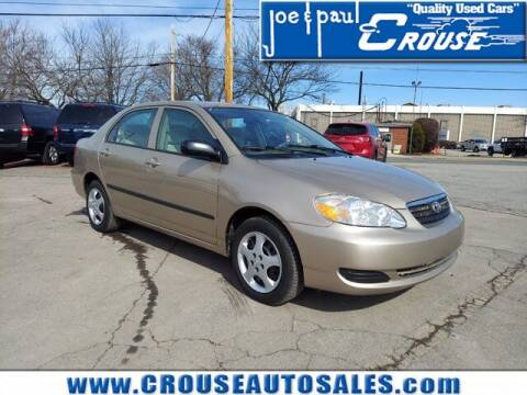 2008 Toyota Corolla for sale at Joe and Paul Crouse Inc. in Columbia PA