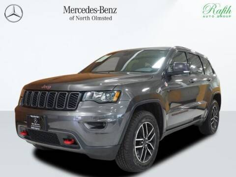 2020 Jeep Grand Cherokee for sale at Mercedes-Benz of North Olmsted in North Olmstead OH