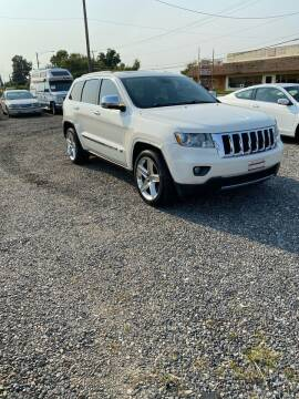 2011 Jeep Grand Cherokee for sale at Whites Auto Sales in Portsmouth VA