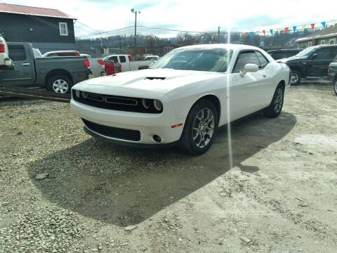 2017 Dodge Challenger for sale at Sissonville Used Cars in Charleston WV