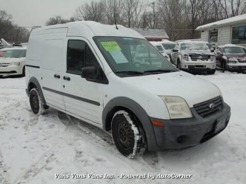 2011 Ford Transit Connect for sale at Vans Vans Vans INC in Blauvelt NY