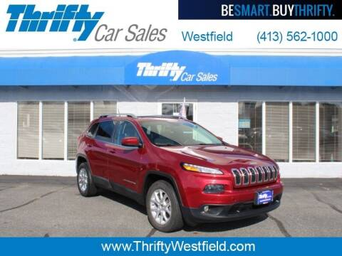 2015 Jeep Cherokee for sale at Thrifty Car Sales Westfield in Westfield MA