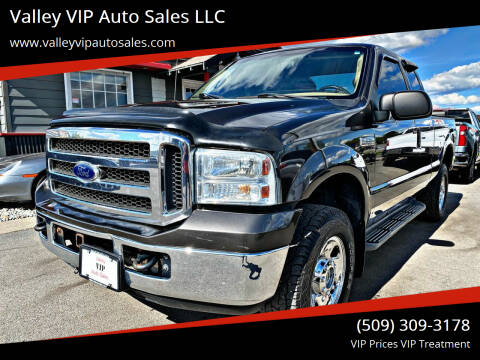 2005 Ford F-250 Super Duty for sale at Valley VIP Auto Sales LLC in Spokane Valley WA