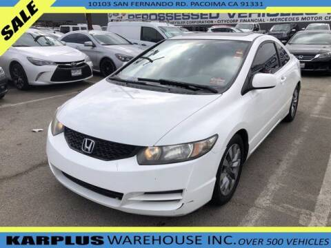 2009 Honda Civic for sale at Karplus Warehouse in Pacoima CA