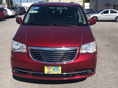 2014 Chrysler Town and Country for sale at MR Auto Sales Inc. in Eastlake OH