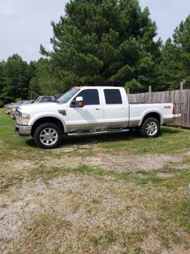 2008 Ford F-250 Super Duty for sale at AUTO LANE INC in Henrico NC