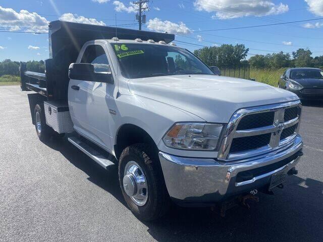 2016 RAM Ram Chassis 3500 for sale in Edinboro, PA