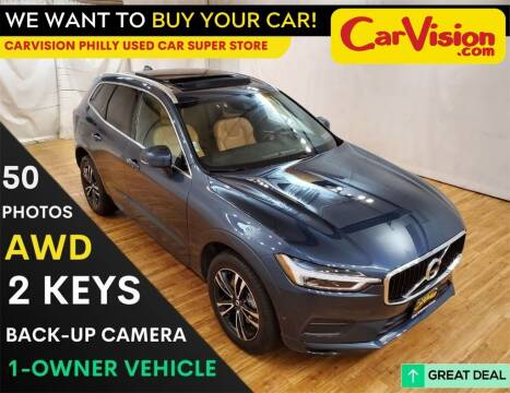 2018 Volvo XC60 for sale at Car Vision Mitsubishi Norristown - Car Vision Philly Used Car SuperStore in Philadelphia PA