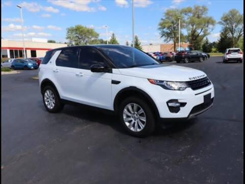 2017 Land Rover Discovery Sport for sale at Lasco of Grand Blanc in Grand Blanc MI