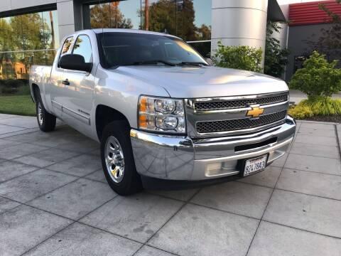 2013 Chevrolet Silverado 1500 for sale at Top Motors in San Jose CA