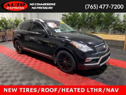 2017 Infiniti QX50 for sale at Auto Express in Lafayette IN