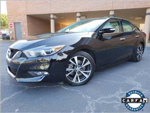 2017 Nissan Maxima for sale at Carma Auto Group in Duluth GA