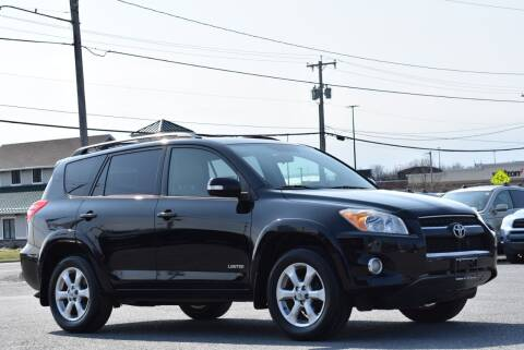 2010 Toyota RAV4 for sale at Broadway Garage of Columbia County Inc. in Hudson NY
