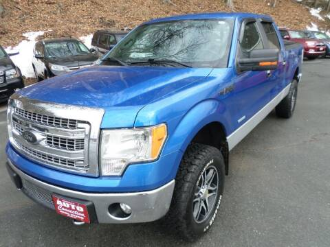 2013 Ford F-150 for sale at AUTO CONNECTION LLC in Springfield VT