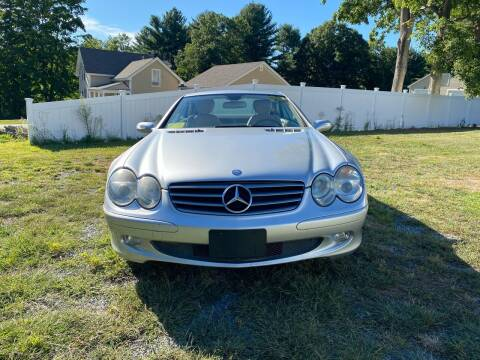2005 Mercedes-Benz SL-Class for sale at Milford Automall Sales and Service in Bellingham MA