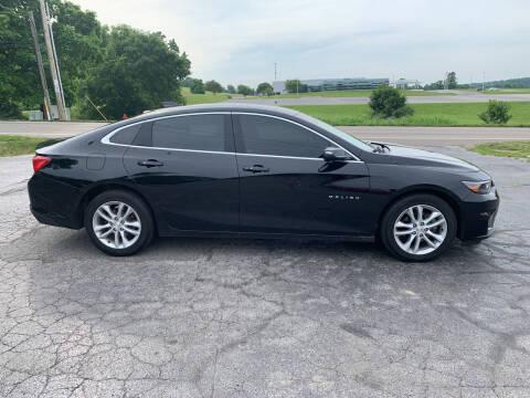 2017 Chevrolet Malibu for sale at Westview Motors in Hillsboro OH