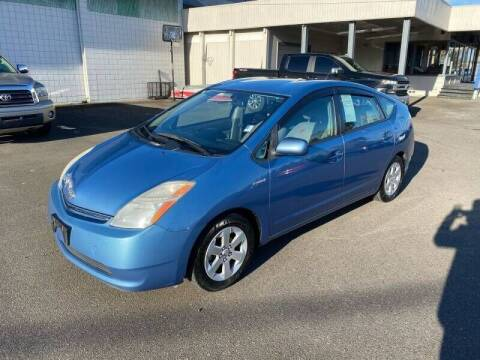 2007 Toyota Prius for sale at TacomaAutoLoans.com in Lakewood WA