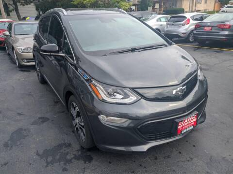 2018 Chevrolet Bolt EV for sale at CLASSIC MOTOR CARS in West Allis WI