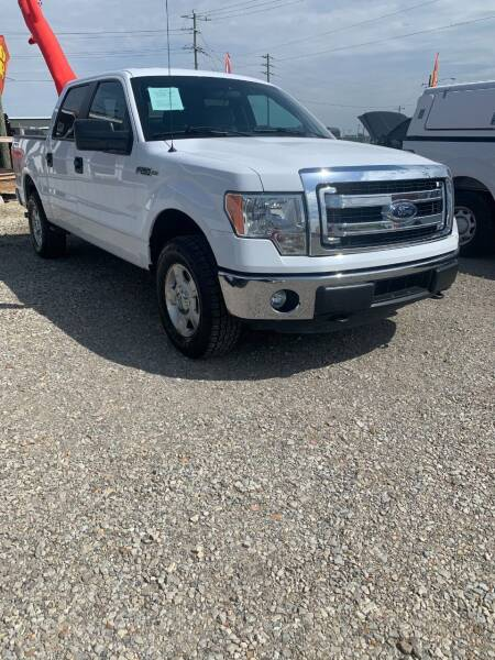 2014 Ford F-150 for sale at Drive in Leachville AR