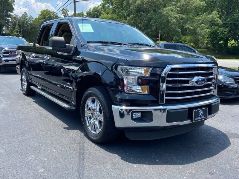 2016 Ford F-150 for sale at Luxury Auto Innovations in Flowery Branch GA