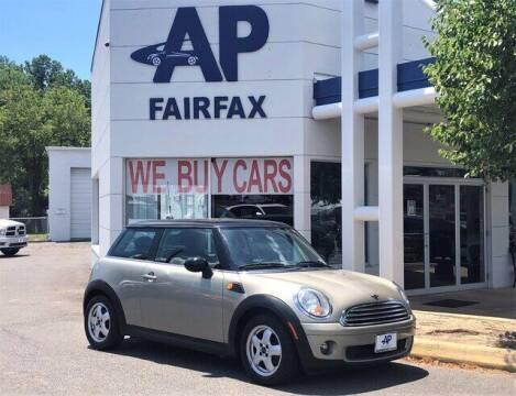 2008 MINI Cooper for sale at AP Fairfax in Fairfax VA