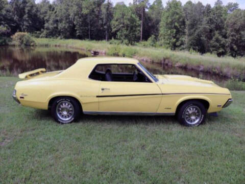 1969 Mercury Cougar for sale at Hines Auto Sales in Marlette MI