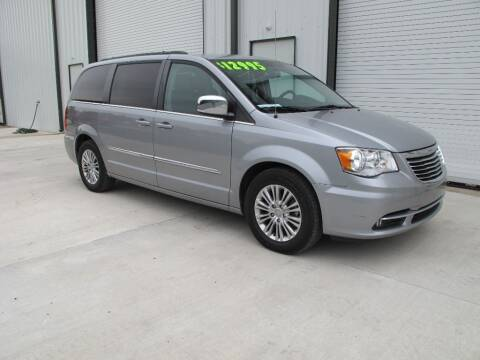 2015 Chrysler Town and Country for sale at Deaux Enterprises, LLC. in Saint Martinville LA