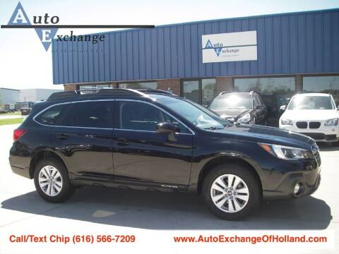 2018 Subaru Outback for sale at Auto Exchange Of Holland in Holland MI