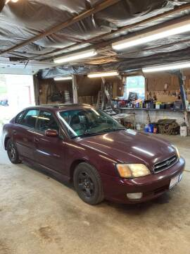2001 Subaru Legacy for sale at Lavictoire Auto Sales in West Rutland VT