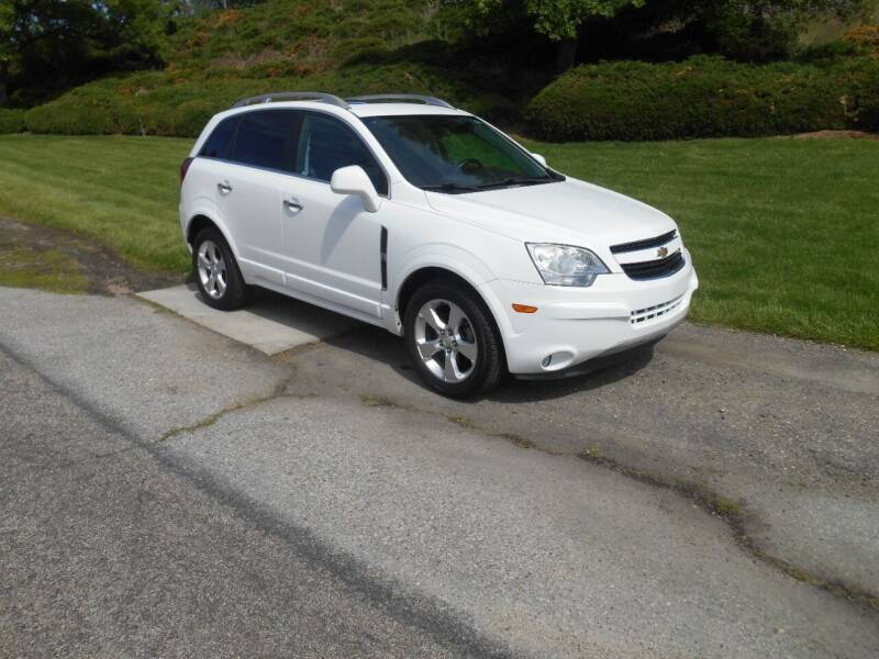 2014 Chevrolet Captiva Sport for sale at AUTOTRUST in Boise ID