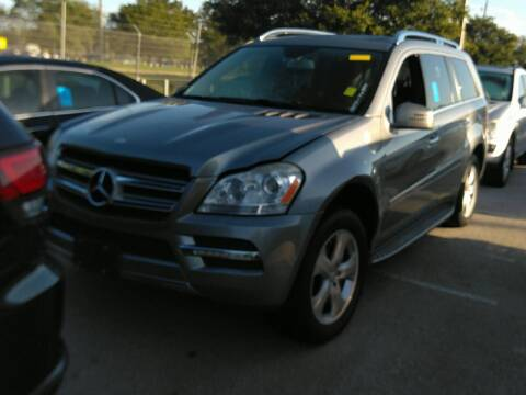 2012 Mercedes-Benz GL-Class for sale at LUXURY IMPORTS AUTO SALES INC in North Branch MN