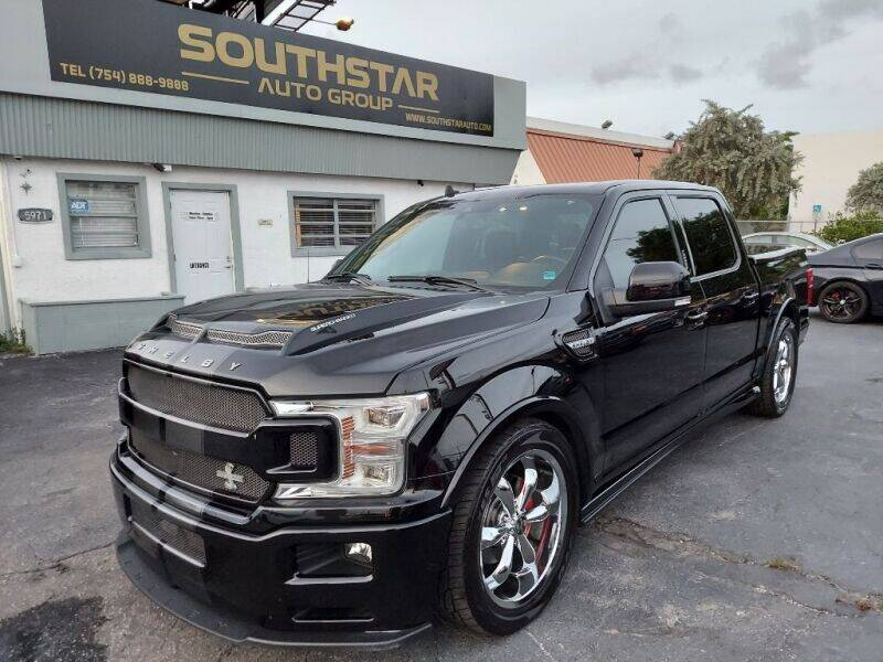 2020 Ford F-150 for sale at Southstar Auto Group in West Park FL