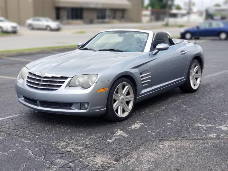 2005 Chrysler Crossfire for sale at Vision Motorsports in Tulsa OK