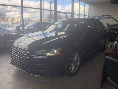 2017 Audi A6 for sale at SOUTHFIELD QUALITY CARS in Detroit MI