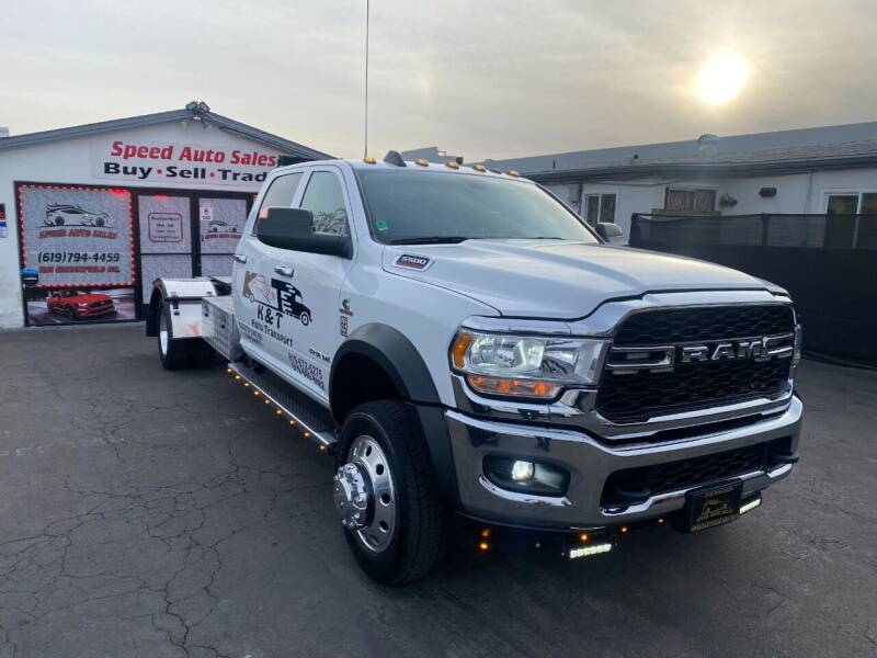 2019 RAM Ram Chassis 5500 for sale at Speed Auto Sales in El Cajon CA