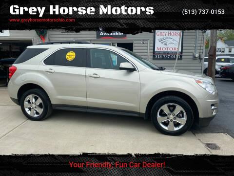 2014 Chevrolet Equinox for sale at Grey Horse Motors in Hamilton OH