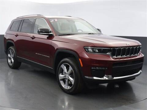 2021 Jeep Grand Cherokee L for sale at Tim Short Auto Mall in Corbin KY
