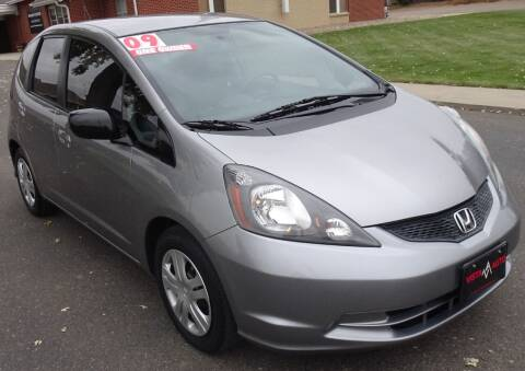 2009 Honda Fit for sale at VISTA AUTO SALES in Longmont CO
