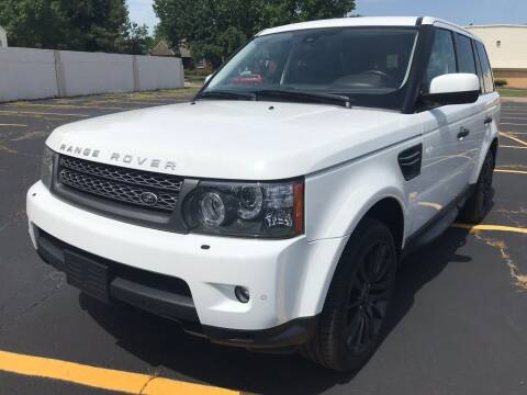 2011 Land Rover Range Rover Sport for sale at New To You Motors in Tulsa OK