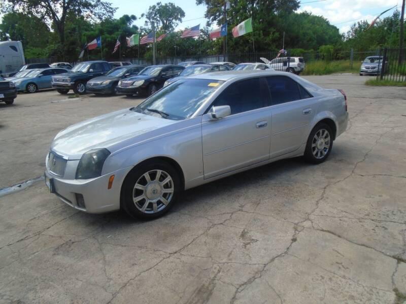 2007 Cadillac CTS 4dr Sedan (2.8L V6) - Houston TX