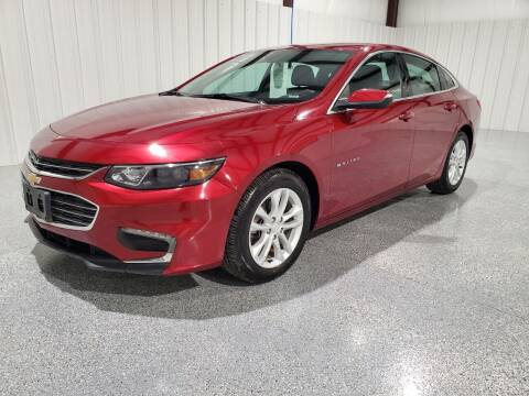 2018 Chevrolet Malibu for sale at Hatcher's Auto Sales, LLC in Campbellsville KY