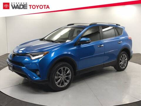 2018 Toyota RAV4 for sale at Stephen Wade Pre-Owned Supercenter in Saint George UT