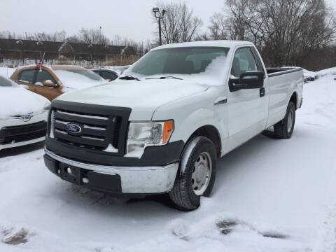 2011 Ford F-150 for sale at Auto Deals in Roselle IL