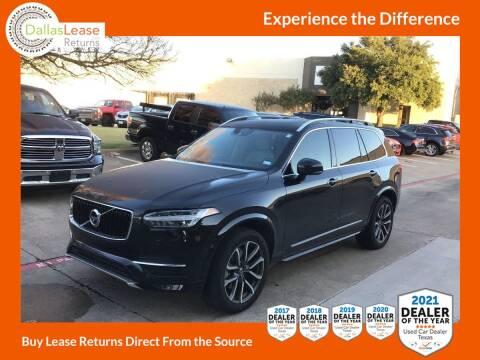 2018 Volvo XC90 for sale at Dallas Auto Finance in Dallas TX