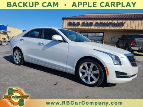 2016 Cadillac ATS for sale at R & B Car Company in South Bend IN