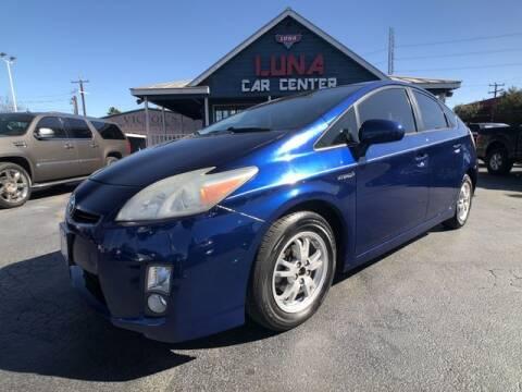 2011 Toyota Prius for sale at LUNA CAR CENTER in San Antonio TX