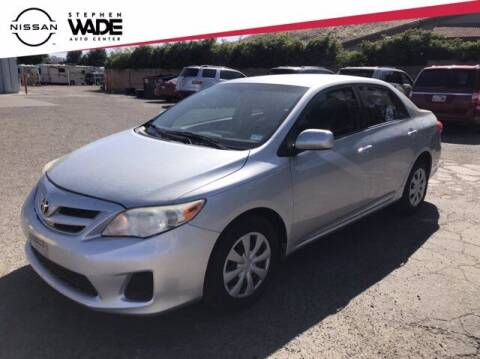 2011 Toyota Corolla for sale at Stephen Wade Pre-Owned Supercenter in Saint George UT
